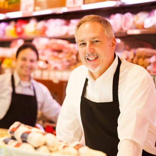 Merchant marketing app
