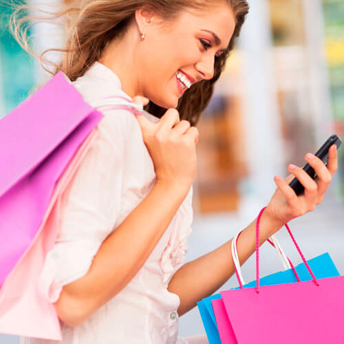 shopper with town app