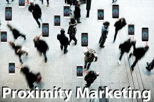 proximity marketing users