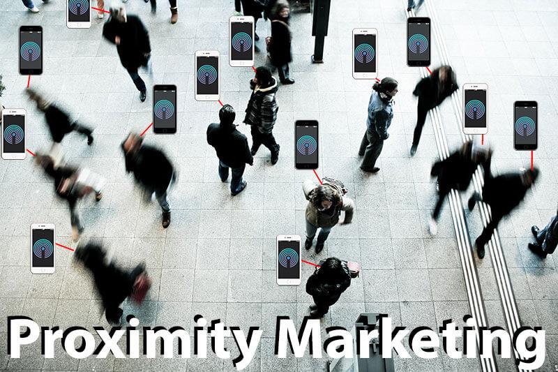 Proximity marketing app | Using beacons to reach customers